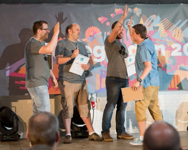 CodeGarden14 - MVPs