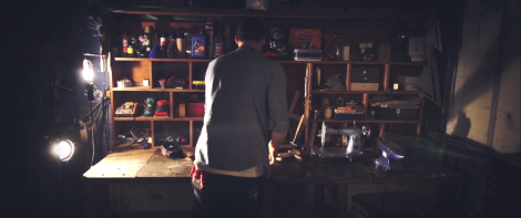 Craftsman in Workshop